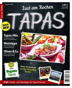 Lust am Kochen: Tapas