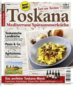 Lust am Kochen 02/2014: Toskana