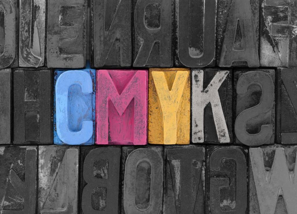 Druckfarben (CMYK) sind keine Bildschirmfarben (RGB)